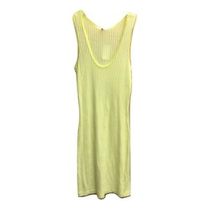 NWT XS The Essential Waffle Knit Tunic Tank Top